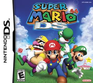 Super Mario 64 DS (DSaster)[ENG/SPA]